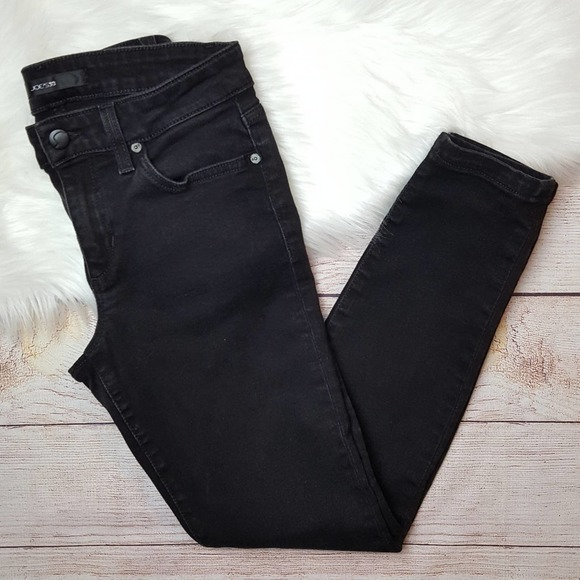 Joe's Jeans The Skinny Jeans Black 28